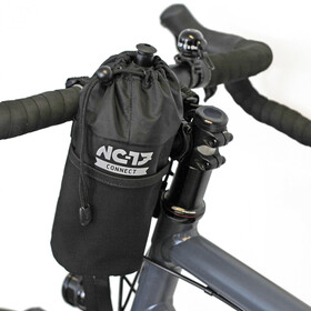 NC-17 Connect Storage Lenkertasche black